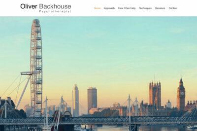Oliver Backhouse
