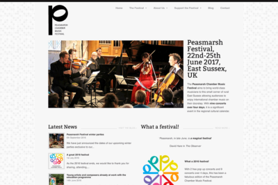 Peasmarsh Music Festival