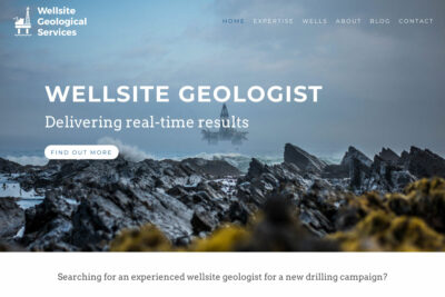 Wellsite Geological Services
